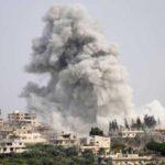 Coalición internacional niega ataque a almacén químico del EI en Siria