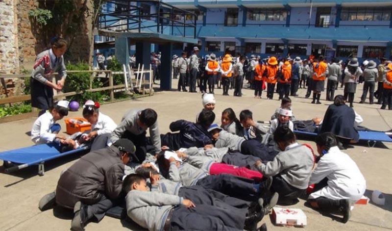 Mañana se realizará primer simulacro nacional escolar de sismo — Minedu