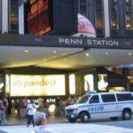 Estampida por falsa alarma de tiroteo deja 16 heridos en estación Nueva York