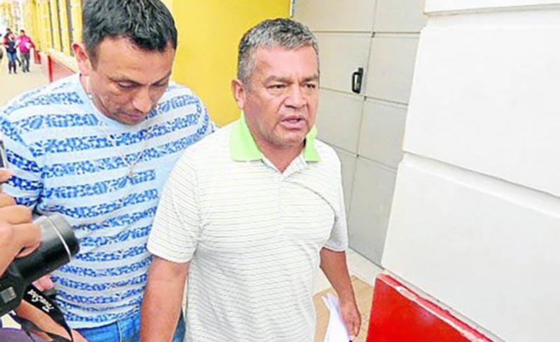 Basombrío pide máxima sanción para suboficial implicado en abuso de menores — PERÚ