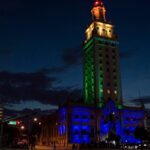 EEUU: Iluminarán Torre de la Libertad de Miami con arco iris de bandera gay (VIDEO)