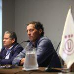 Universitario vs. Alianza: ¿Qué dijo Troglio en la previa del clásico?
