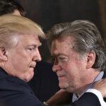 Trump reorganiza Consejo de Seguridad y desplaza a su asesor Steve Bannon