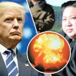 """Trump: Amenaza de Corea del Norte """"es un problema que será atendido"""""""