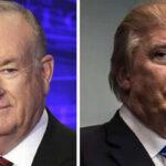 EEUU: Trump defiende al presentador de Fox News acusado de acoso sexual