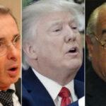 """Casa Blanca confirma encuentro """"informal"""" de Trump con Uribe y Pastrana"""