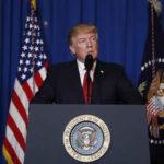 Donald Trump confirmó ataque con misiles a base aérea de Siria