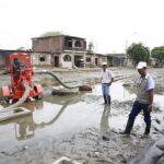 Gobierno priorizará rehabilitación de servicios y reconstrucción de viviendas