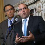 Zavala: Proyecto de reconstrucción es constitucional y legítimo