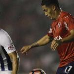 Alianza Lima cae 1-0 con Independiente y es eliminado de la Copa Sudamericana