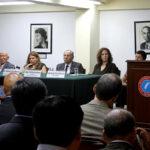 El homenaje a los trabajadores de prensa en la ANP