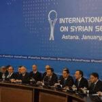 ONU: Irán, Rusia y Turquía serán garantes del cese al fuego en Siria