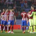 Champions League: Así jugaron el partido que ganó el Atlético Madrid (2-1)