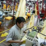 Crecen ventas al exterior en el sector textil
