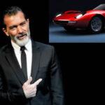 Antonio Banderas encarnará al fundador del imperio automotor Lamborghini
