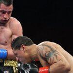 Jonathan Maicelo pierde por nocaut ante el mexicano Ray Beltrán (VIDEO)