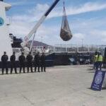 España: Interceptan pesquero venezolano con 2 mil 400 kilos de cocaína