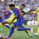 Liga Santander: Messi, Neymar y Suárez renuevan sueño del título para el Barza
