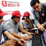 Más de 100 jóvenes de Cajamarca estudiarán gracias a Beca 18
