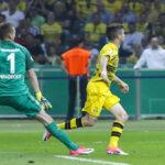 Copa de Alemania: Borusia Dortmund gana en la final 2-1 al Eintracht