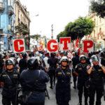 CGTP a favor de la vacancia de PPK