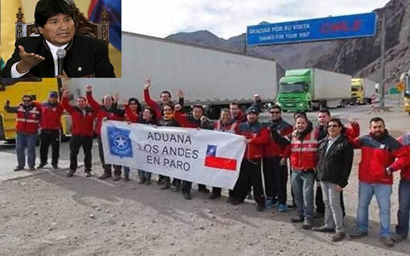 Empresarios bolivianos piden demandar a Chile por pérdidas de $11 millones diarios
