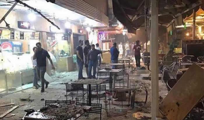 Once muertos por atentado con coche bomba en Bagdad, según medios