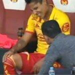 Liga MX: Preocupa lesión a la rodilla de Raúl Ruidíaz