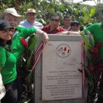Huánuco: Presidenta de Devida inaugura 5 puentes que benefician a productores de cacao
