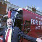 R.Unido: Corbyn quiere nacionalizar los trenes y suprimir matrículas universitarias