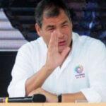 Ecuador: Rafael Correa deja hospital tras 4 días de tratamiento por neumonía