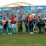 Cristal rindió homenaje a las madres de La Raza Celeste con triunfo ante Melgar