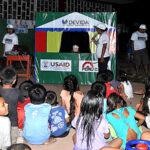 Show de títeres promueven conciencia ecológica en niños de Pasco