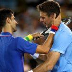 Masters de Roma: Djokovic elimina a Del Potro y jugará hoy semifinal contra Thiem