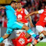 Copa Libertadores: Sporting Cristal eliminado al caer 2-0 con Santa Fe (VIDEO)