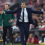 Ernesto Valverde DT del Athletic será el entrenador del Barcelona