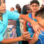 Minsa vacunará a medio millón de niños menores de 5 años