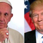 Trump acudirá a su cita con el Papa dispuesto a escuchar y sin dogmas