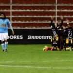 Sporting Cristal no tuvo altura, cae en La Paz 5-1 ante The Strongest