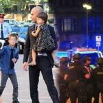 Reino Unido: Esposa y dos hijas de Guardiola escaparon ilesas de atentado (VIDEO)