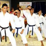 IPD Piura impulsa escuelas deportivas de karate y taekwondo