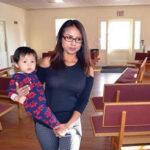 """EEUU: Peruana abandona """"santuario"""" tras postergarse su deportación"""