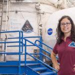 Ingeniera cusqueña compartió sus experiencias en la NASA