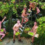 """Así se celebró el """"Día mundial de la jardinería al desnudo"""" (Fotos)"""