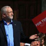 Corbyn prepara programa más izquierdista desde los años ochenta