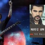 """Juanes presenta su nuevo disco visual en Puerto Rico: """"Mis planes son amarte"""""""