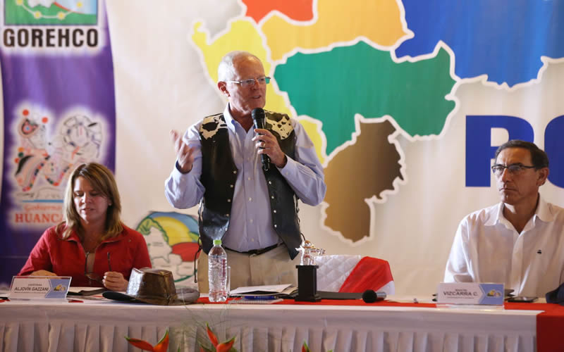 Mazamari: PPK participa en presentación de droga y armamento incautado