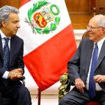 Kuczynski: Visita de Lenín Moreno fortalece excelente relación bilateral