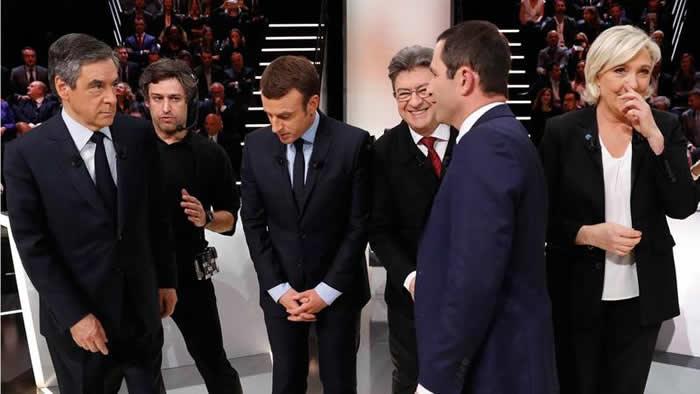 Barack Obama anunció su apoyo a Emmanuel Macron en las elecciones