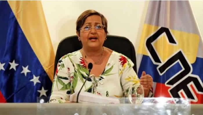 Rector venezolano niega haber votado a favor de cronograma para Constituyente